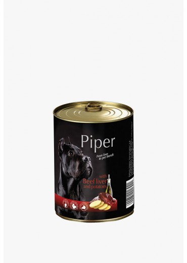 DOLINA NOTECI PIPER - beef liver and potatoes, 400g