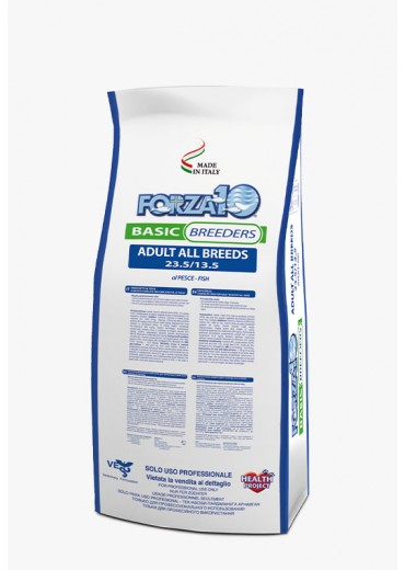 FORZA 10 - Adult All breeds, fish, 20kg