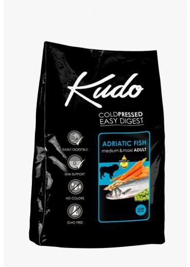 KUDO – Medium/maxi, adriatic fish, 12kg
