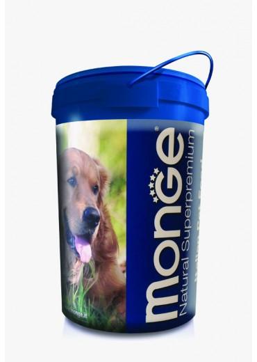 MONGE - dog food storage container, 15kg